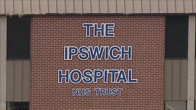 Ipswich Hospital has been criticised by the CQC