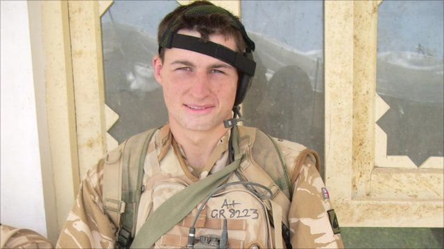 Private Chris Gray