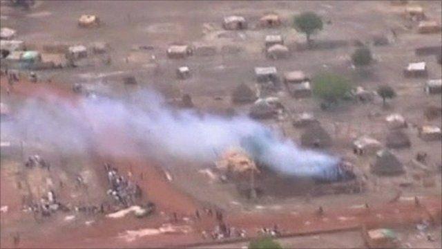 Sudan town of Abyei