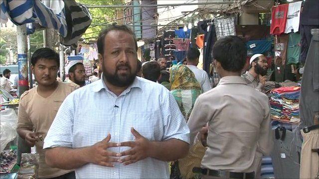 Shoaib Hassan in Karachi
