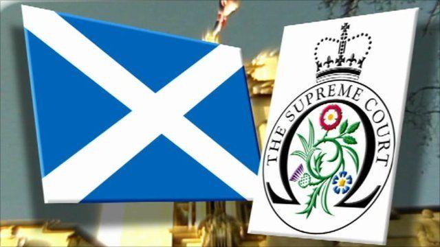 Scotland and Supreme Court