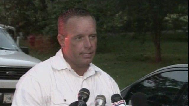 Rex Evans, Liberty County Sheriff Captain