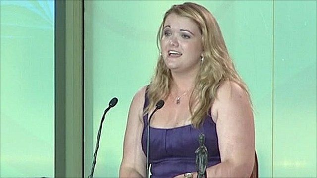 Tea Obreht wins this year's Orange Prize for Fiction