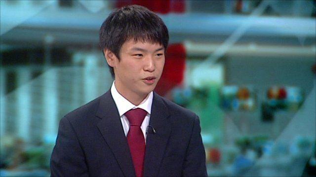 Student Well Edwin Li Ping Wah