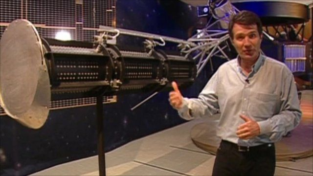 David Shukman reports from Nasa's Jet Propulsion Laboratory