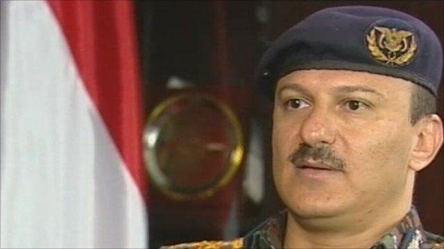 General Yahia Saleh