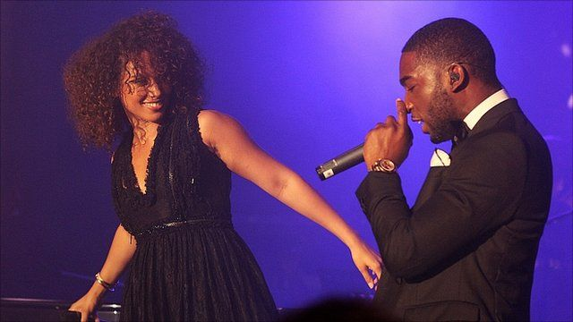 Alicia Keys and Tinie Tempah