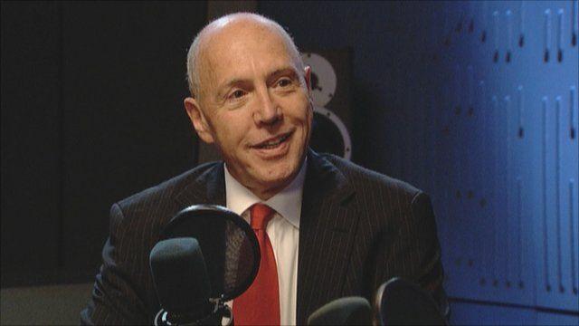Ralph Oppenheimer, chairman, Stemcor
