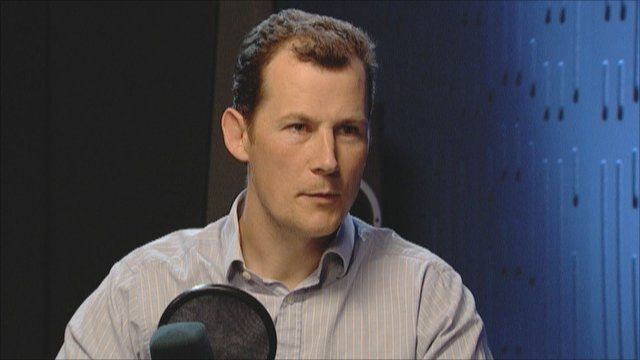Will Butler-Adams, managing director of Brompton Bicycle