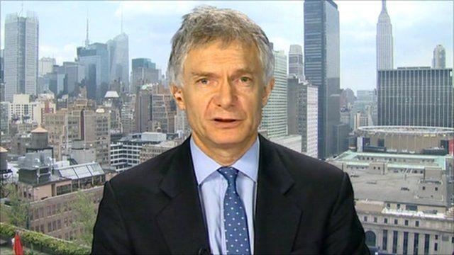 The UN's Richard Barrett