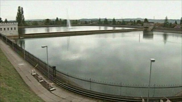 Reservoir in Portland