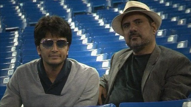 Riteish Deshmukh and Boman Irani