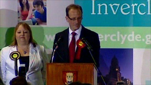 Iain McKenzie MP