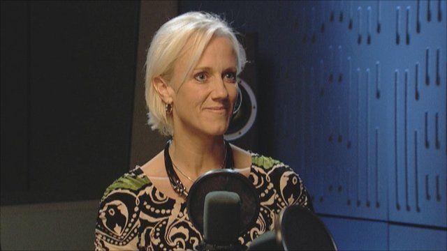 Laura Tenison, managing director, JoJo Maman Bebe