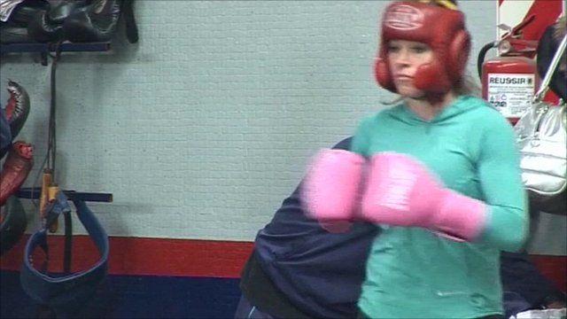 Argentine boxer
