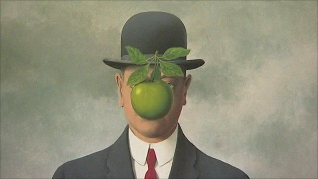 Rene Magritte is one of the world's most familiar artists