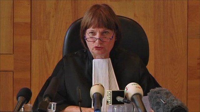 Ancora Dupain, Presiding Judge