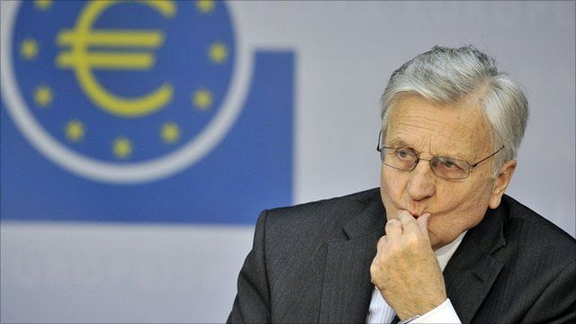President of the European Central Bank (ECB) Jean-Claude Trichet