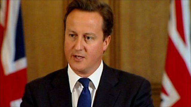 David Cameron
