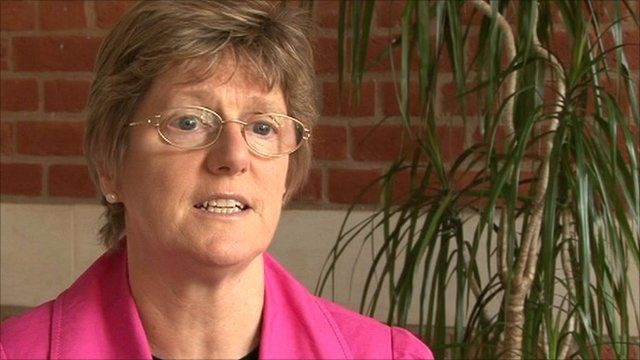 Dame Sally Davies, Chief Medical Officer for England