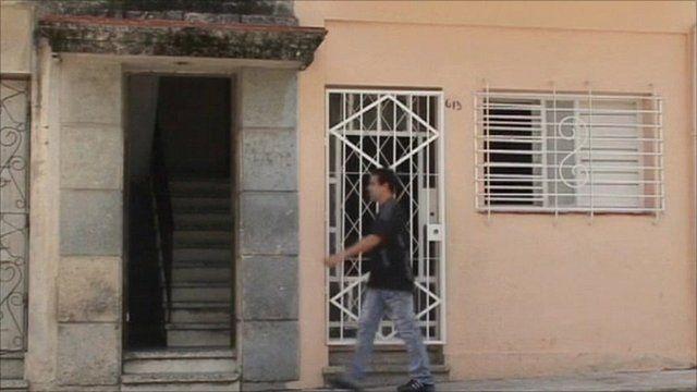 Cuban house