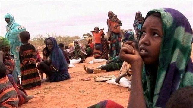Africa refugee