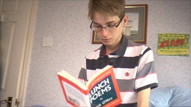 Student Ben Porter