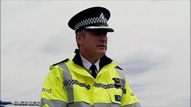 Supt Keith Owen, Lincolnshire police