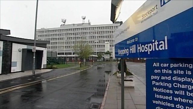 Stepping Hill hospital