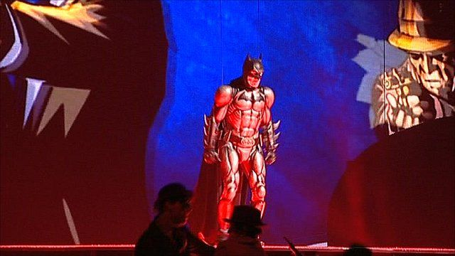 Batman Live at the MEN arena in Manchester