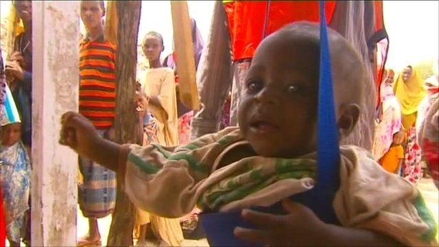 Somalia aid