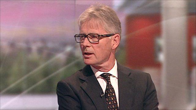 Norway's ambassador to the UK Kim Traavik