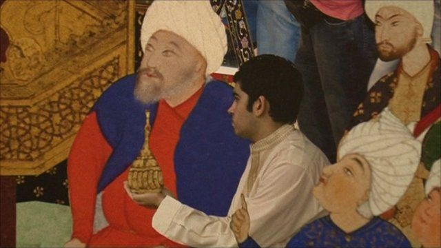 Islam influenced work of art