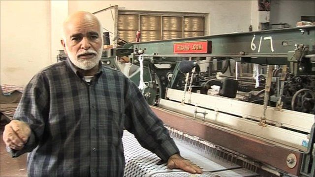 Hirbawi textile factory