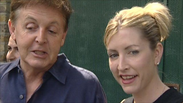 McCartney and Mills