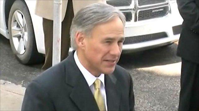 Greg Abbott, Texas Attorney General