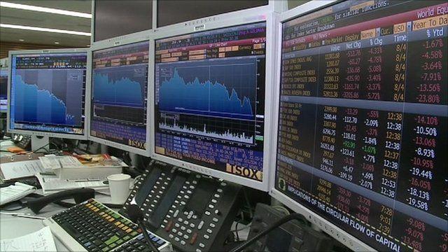 Stock market figures