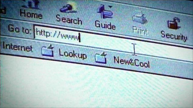 World wide web browser