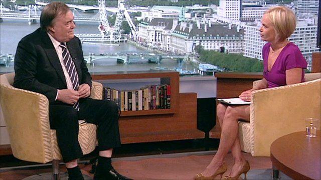 John Prescott on The Andrew Marr Show