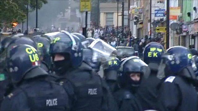 Hackney policing