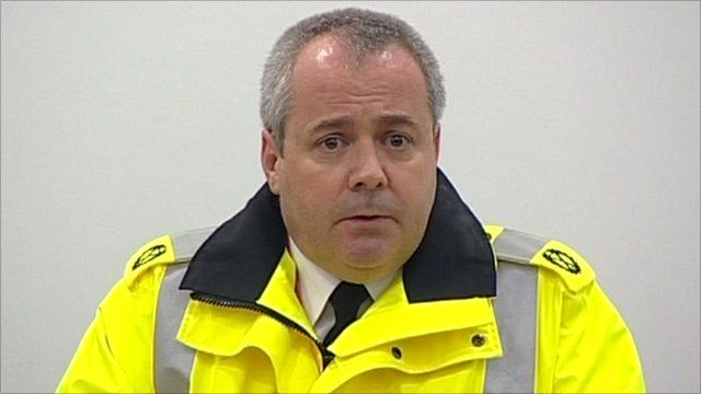 Greater Manchester Police's Assistant Chief Constable Garry Shewan