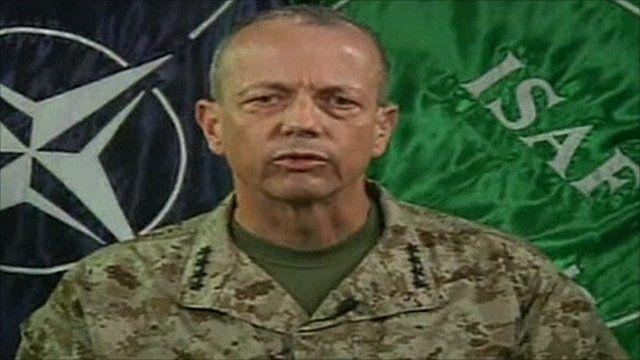 General John Allen