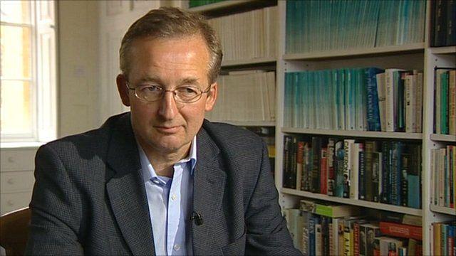 Professor Dieter Helm