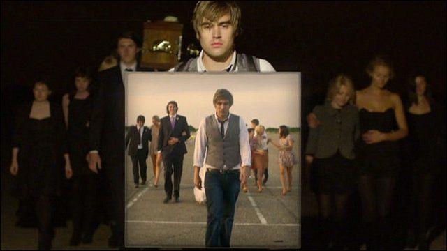 Charlie Simpson music video