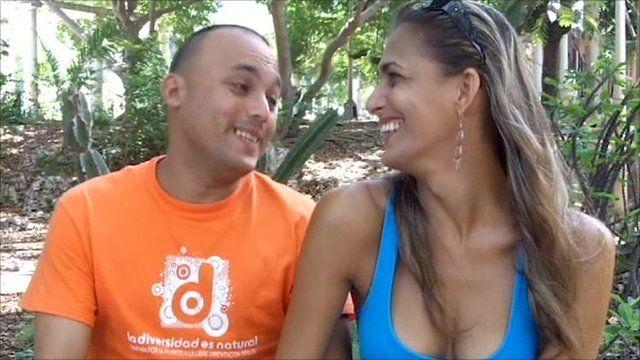 Wendy and Ignacio