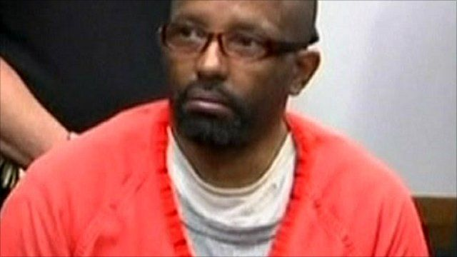 Anthony Sowell in court