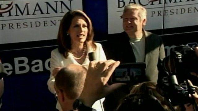 US Congresswoman Michele Bachmann