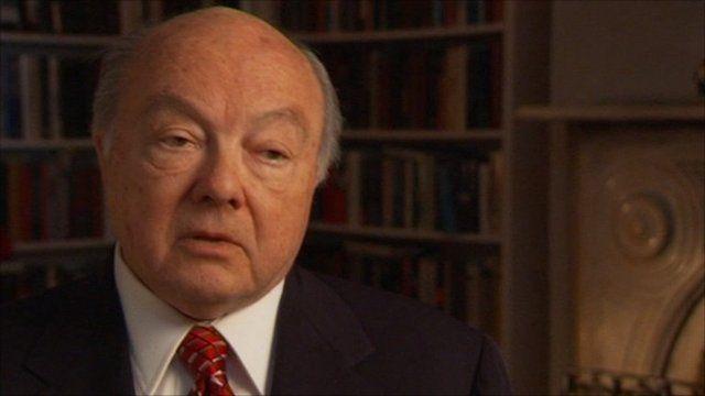 Former US ambassador to Moscow, Jack Matlock