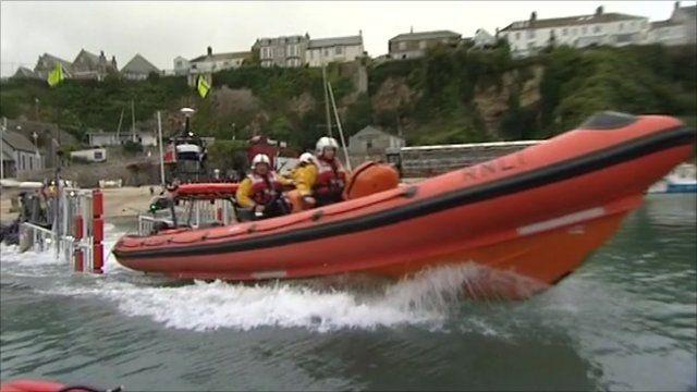 RNLI Coastal Rescue Service