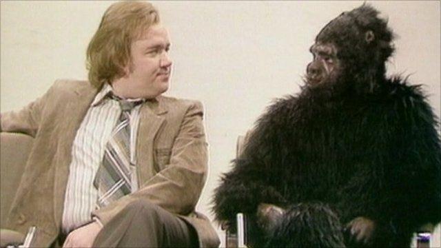 John Howard Davies' comedy show